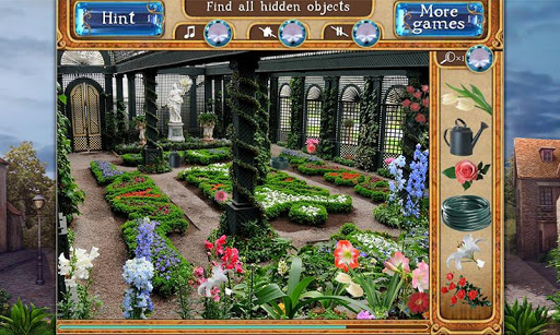 Игра Тайна спрятанного наследства для планшетов на Android