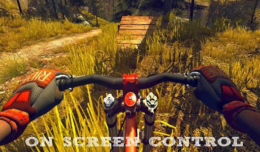 Downhill Moutain Biking Game