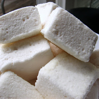 Marshmallows.