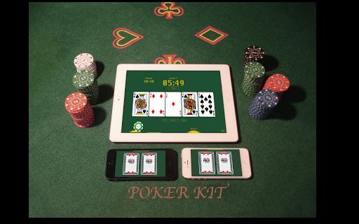 Poker Kit Dealer
