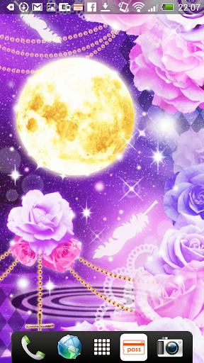 Full Moon ライブ壁紙