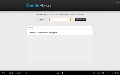 Skoode Viewer OTPC - screenshot thumbnail