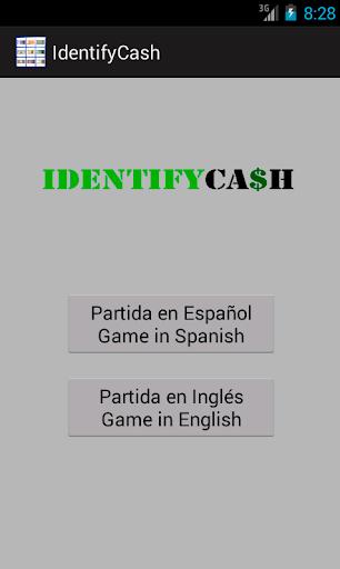 IdentifyCash