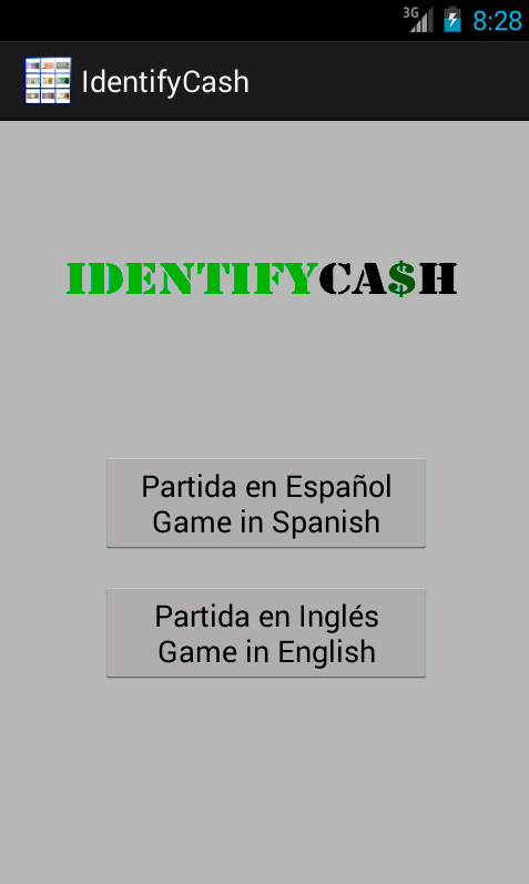 IdentifyCash - screenshot