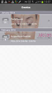 Clinica Julia Lara- screenshot thumbnail