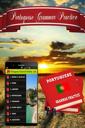 葡萄牙語語法練習