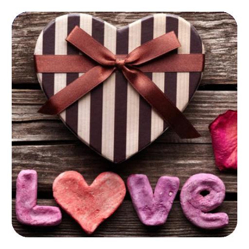 愛之心動態壁紙 個人化 App LOGO-APP試玩