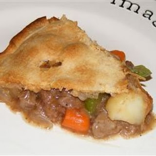 Good Old Meat Pie.