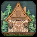 Cuckoo Clock LWP icon