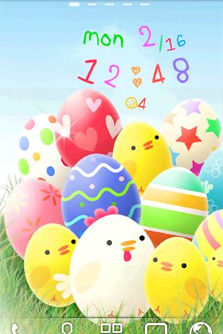 Easter Egg LWP