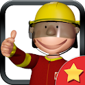 Talking Max Firefighter Pro icon