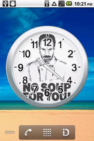 Seinfeld Clocks Free ★Widgets★ - screenshot