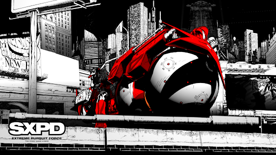 SXPD The Comicbook Game Hybrid Screenshot 9