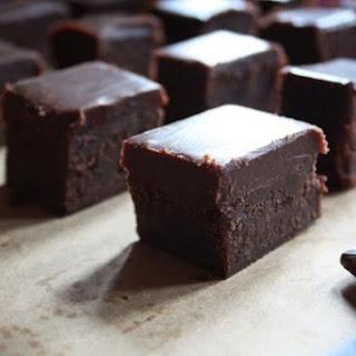 Mascarpone Brownies.