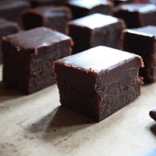Mascarpone Brownies.