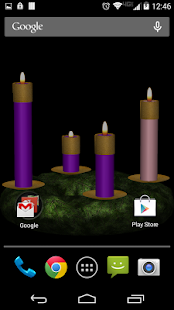 Advent Wreath Live- screenshot thumbnail