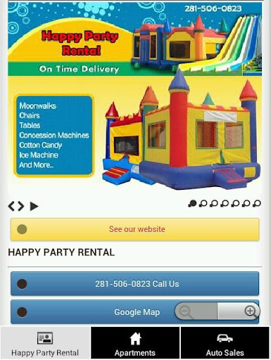 Happy Party Rental