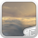 Cloud 3D Live Theme (FREE) icon