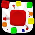 Rainbow Tiles 2048 icon