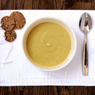 White Roots Soup