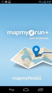 MapMyRun+ GPS Running - screenshot thumbnail