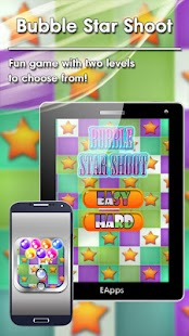 Bubble Star Shoot FREE - screenshot thumbnail