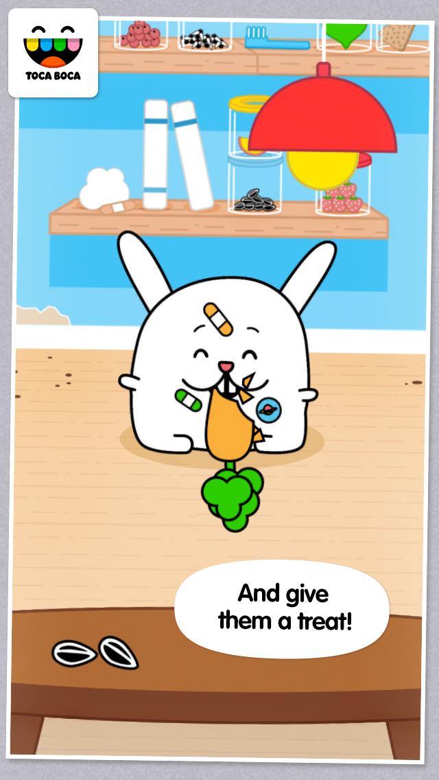 Toca Pet Doctor screenshot #14