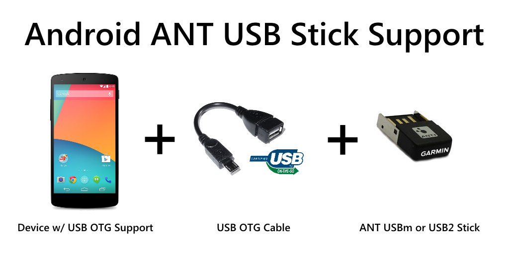 ANT USB Service - screenshot