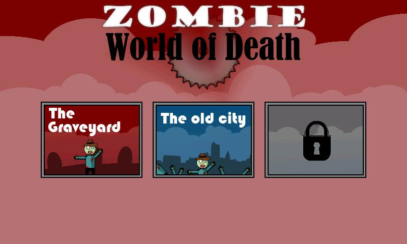 Zombie Game: World of Death - screenshot