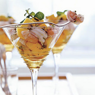 Shrimp and Mango Cocktail