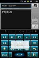 Screenshot of Practice Keyboard