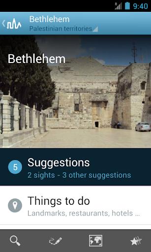 【免費旅遊App】West Bank Triposo-APP點子