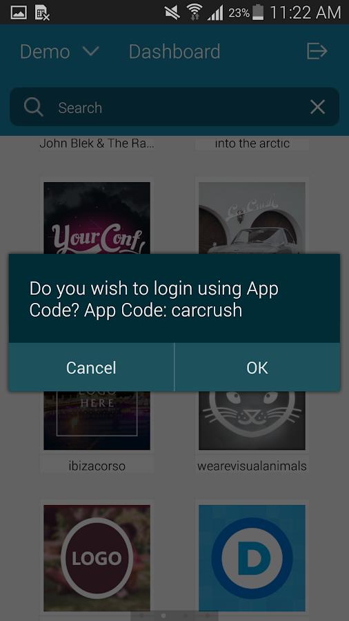 Bizness Apps Preview App - screenshot