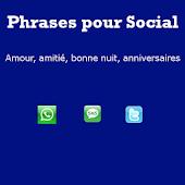 Phrase d'amour, belles phrases