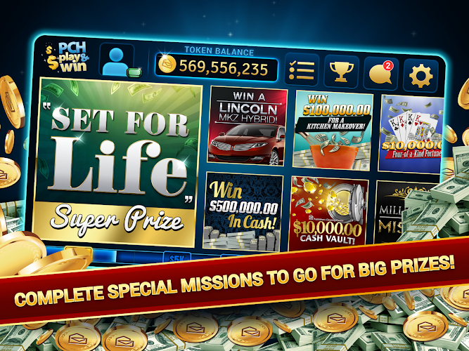 PCH Play & Win