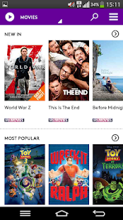 NOW TV BETA - screenshot thumbnail