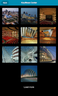 Kauffman Center - screenshot thumbnail