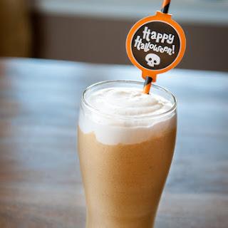 Dairy-free Pumpkin Milkshake.