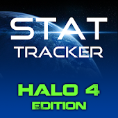 Stat Tracker Halo 4 Edition