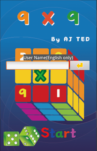 Play 9 X 9 Times Table