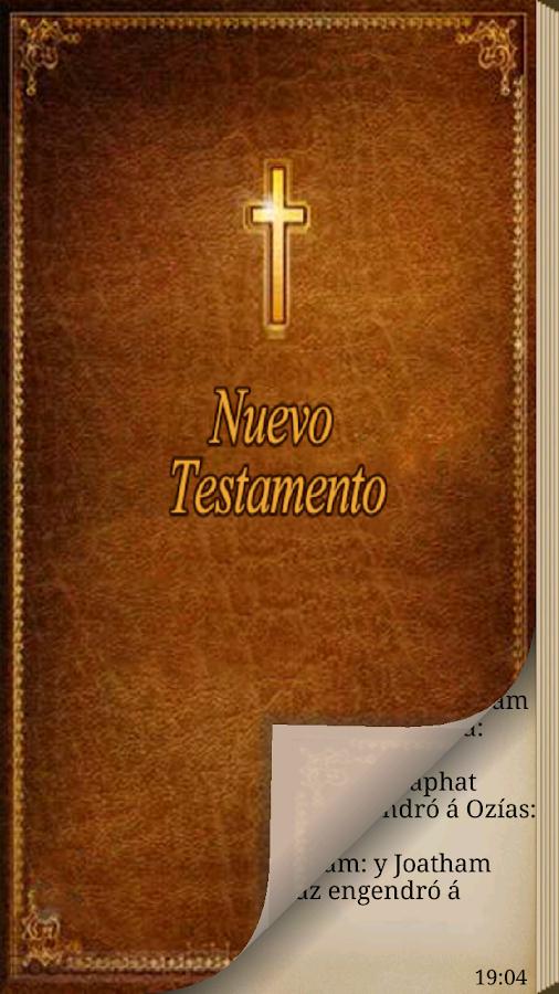 Matrimonio Biblia Nuevo Testamento : Santa biblia nuevo testamento android apps on google play