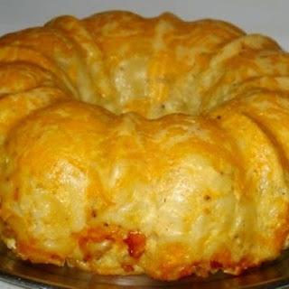 Mac & Cheese Bundt