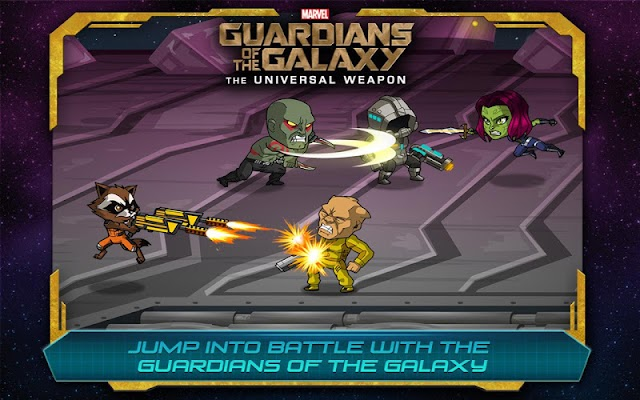 Guardians of the Galaxy: TUW - screenshot