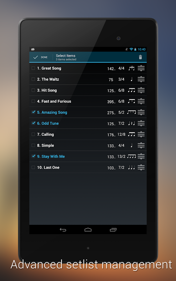 Metronome: Tempo- screenshot