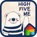 Puchi(High Five Me) 도돌런처 테마