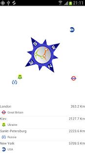 Tải Subway Compass miễn phí