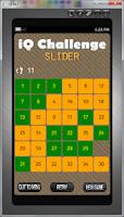 Screenshot of iQ Challenge: Slider