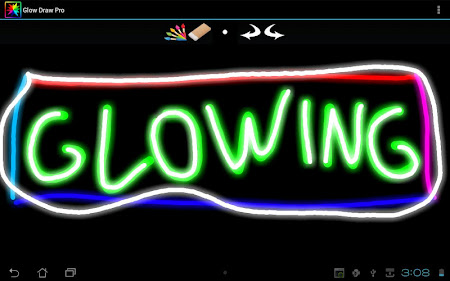 Glow Draw 2.0 screenshot 642177
