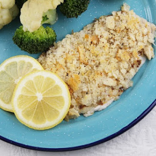 Lemon Crumb Fillet of Sole
