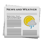 NewsHog: News & Weather icon